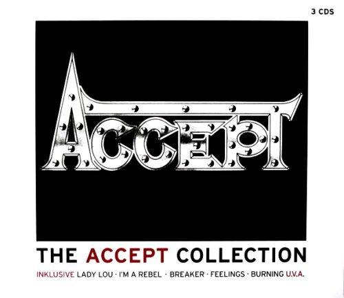 Accept - Тhе Ассерt Соllесtiоn [3СD] (2010)