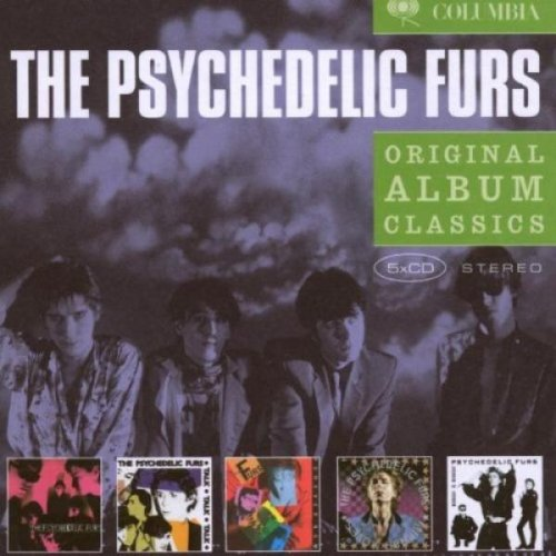 The Psychedelic Furs – Original Album Classics [5CD] (2008)