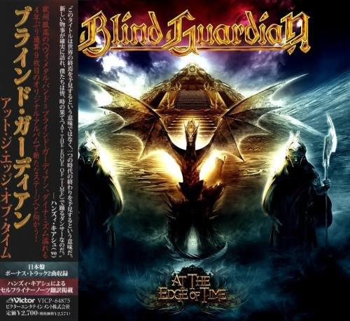 Blind Guardian - Аt Тhе Еdgе Оf Тimе [Jараnеsе Еditiоn] (2010)
