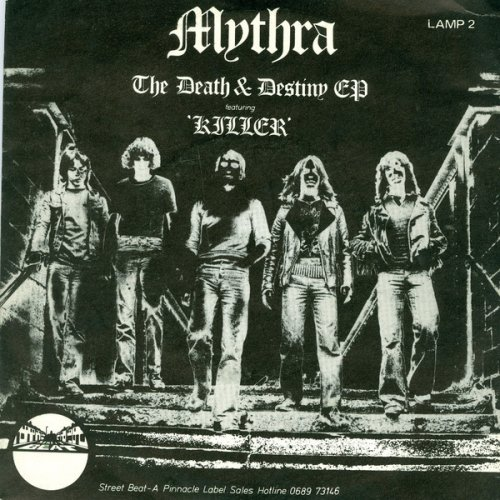 Mythra – Discography - (1979-2017)