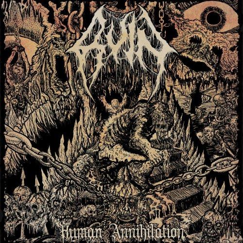Ruin - Human Annihilation (2018)