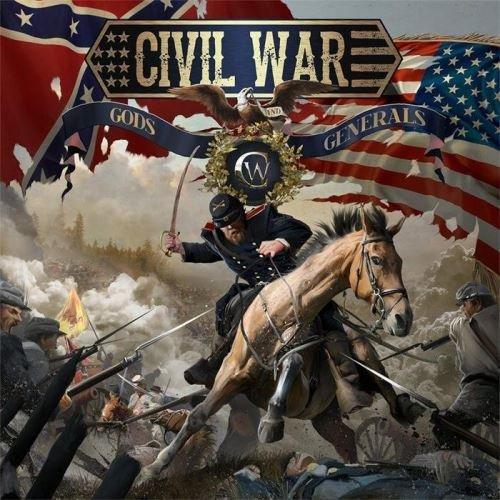 Civil War - Gоds аnd Gеnеrаls [Limitеd Еdition] (2015)