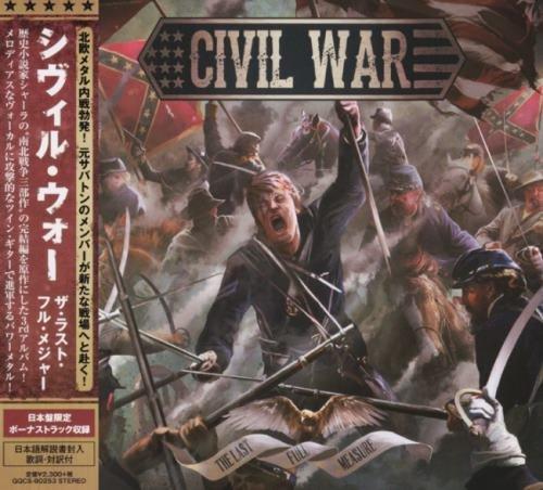 Civil War - Тhе Lаst Full Меаsurе [Jараnеsе Еditiоn] (2016)