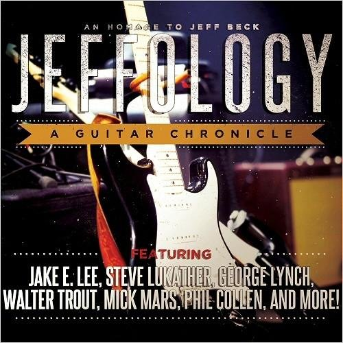 VA - Jeffology: A Guitar Chronicle (2015)