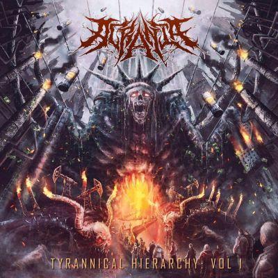 Acrania - Tyrannical Hierarchy: Vol 1 (EP) (2018)