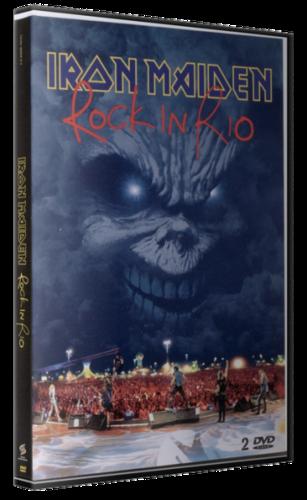 Iron Maiden - Rock In Rio (2002/2018) (DVD9 Custom)