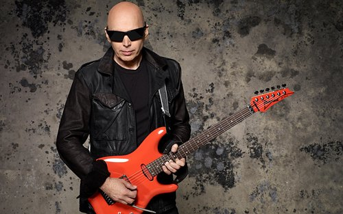 Joe Satriani - Discography (1984-2018)