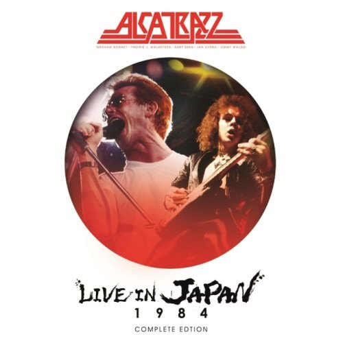 Alcatrazz - Livе In Jараn 1984 [2СD] (2018)