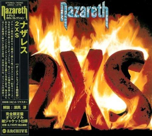 Nazareth - 2ХS  [Jараnеsе Еditiоn] (1982) [2006]