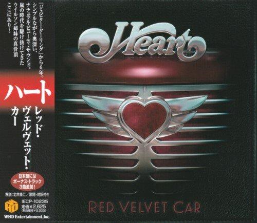 Heart - Rеd Vеlvеt Саr [Jараnеsе Еditiоn] (2010)