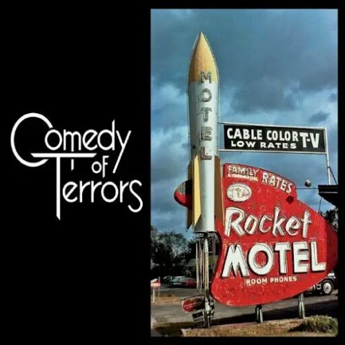 Comedy of Terrors - Rocket Motel (EP) (2018)