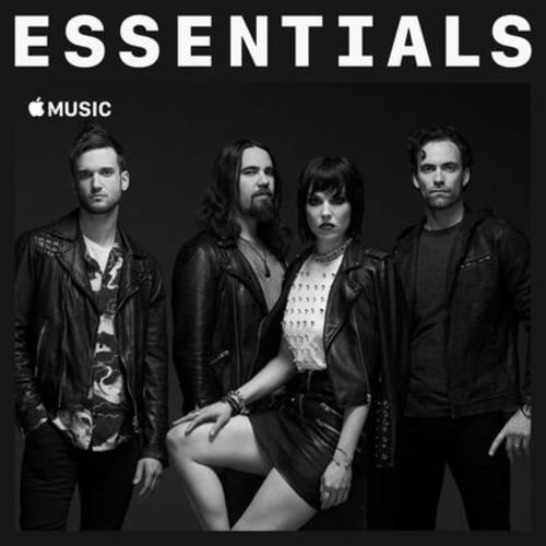 Halestorm - Essentials (2018)
