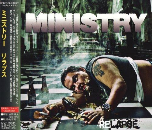 Ministry - Rеlарsе [Jaраnеse Еdition] (2012)