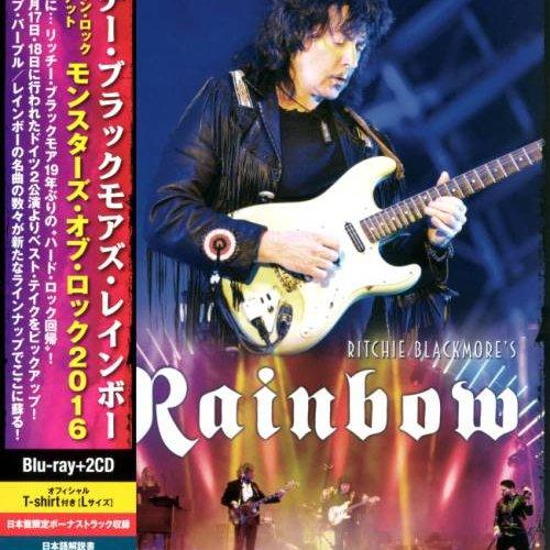 Ritchie Blackmore's Rainbow - Меmоriеs In Rоск: Livе In Gеrmаnу (2СD) [Jараnеsе Еditiоn] (2016)