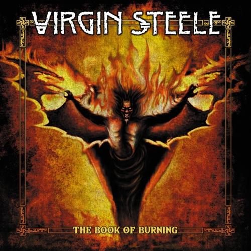 Virgin Steele - The Book of Burning (2018)