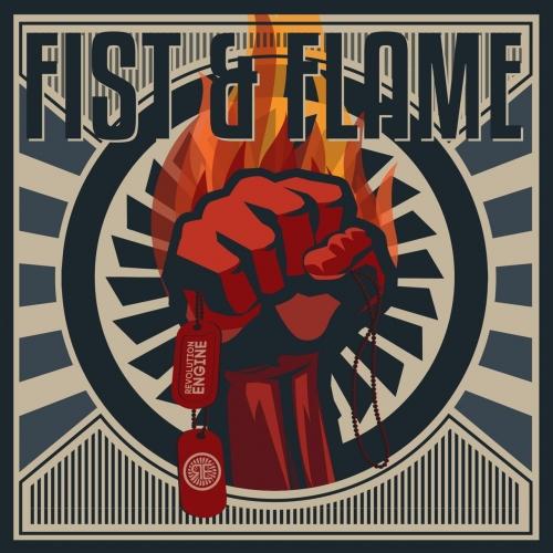 Revolution Engine - Fist & Flame (2018)