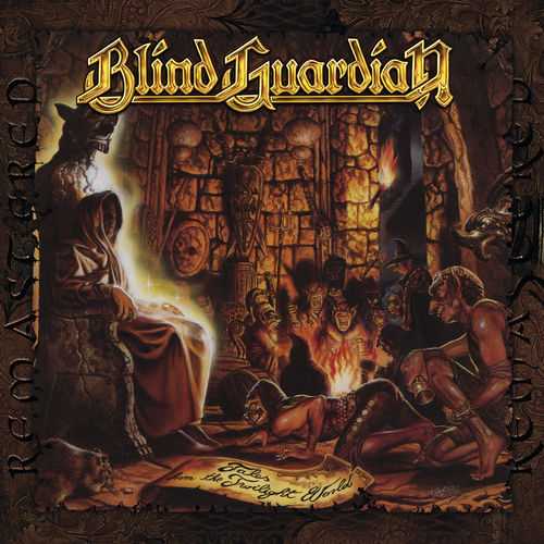 Blind Guardian - Tales from the Twilight World (2CD Remastered) (2018)