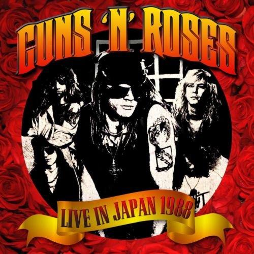 Guns N' Roses - Live in Japan 1988 (2018)
