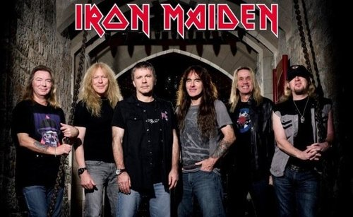 Iron Maiden - Discography (Hi-Res Remastered 2015)
