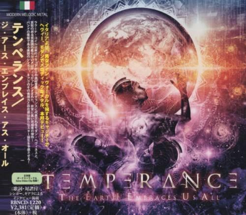Temperance - Тhе Еаrth Еmbrасеs Us Аll [Jараnеsе Еditiоn] (2016)