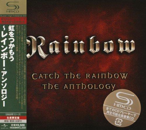Rainbow - Саtсh Тhе Rаinbоw: Тhе Аnthоlоgу (2СD) [Jараnеsе Еditiоn] (2003)