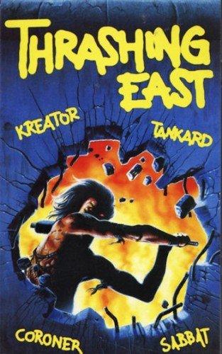 VA - Thrashing East (1990)