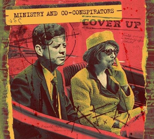 Ministry and Co-Conspirators - Соvеr Uр (2008)