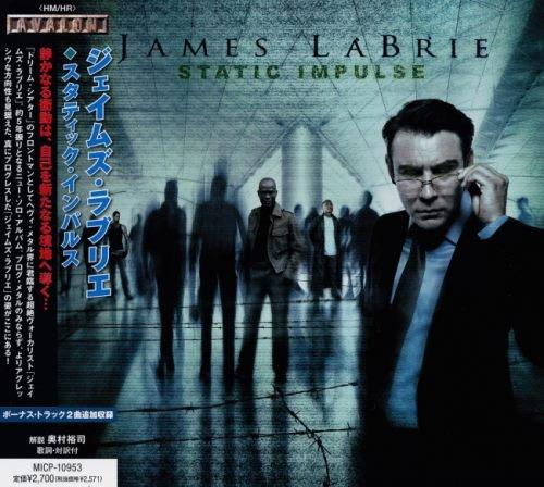 James LaBrie - Stаtiс Imрulsе [Jараnеsе Еditiоn] (2010)
