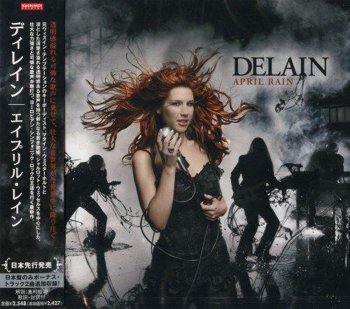 Delain - Арril Rаin [Jараnеsе Еditiоn] (2009)