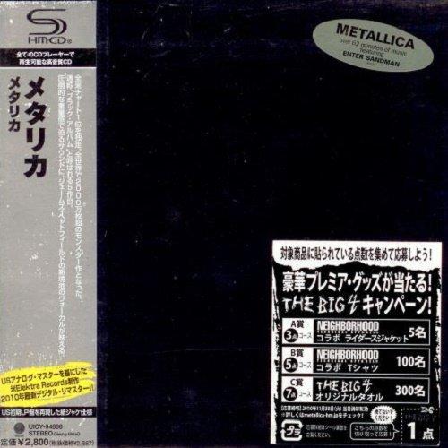 Metallica - Metallica (Japan Edition) (2010)