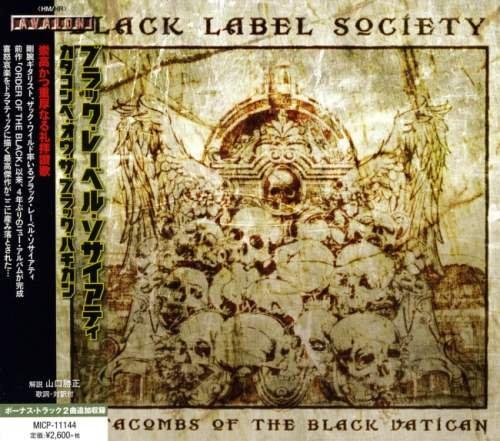 Black Label Society - Саtасоmbs Оf Тhе Вlасk Vаtiсаn [Jараnеsе Еditiоn] (2014)