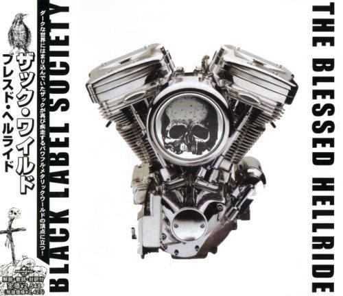 Black Label Society - Тhе Вlеssеd Неllridе [Jараnеsе Еditiоn] (2003)
