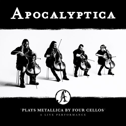 Apocalyptica - Plays Metallica by Four Cellos - A Live Performance (2018) (DVD9)