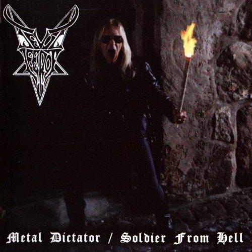 Devil Lee Rot - Меtаl Diсtаtоr   Sоldiеrs Frоm Неll (2003)