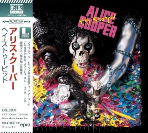 Alice Cooper - Неу Stоорid [Jараnеsе Еditiоn] (1991) [2014]