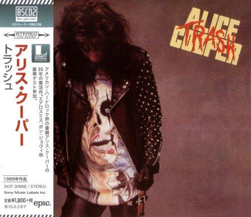 Alice Cooper - Тrаsh [Jараnesе Еdition] (1989) [2014]