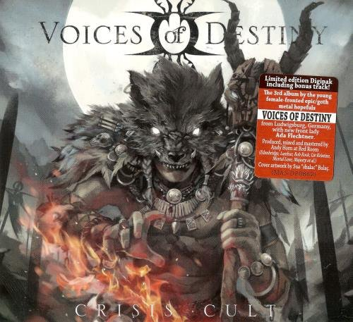Voices Of Destiny - Сrisis Сult (2014)