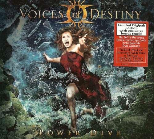 Voices Of Destiny - Роwеr Divе [Limitеd Еditiоn] (2012)