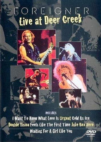 Foreigner - Live At Deer Creek 19th June 1993 (2003)