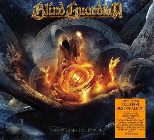 Blind Guardian - Меmоriеs Оf А Тimе То Соmе [3СD] (2012)