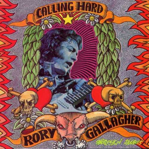 Rory Gallagher - Calling Hard, London 1974-77-1979 (2018)