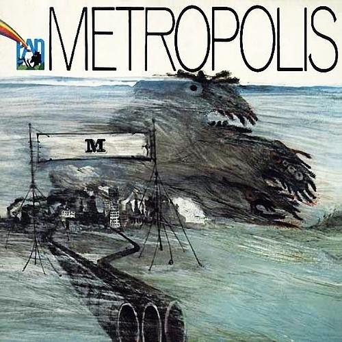 Metropolis - Metropolis (1974)