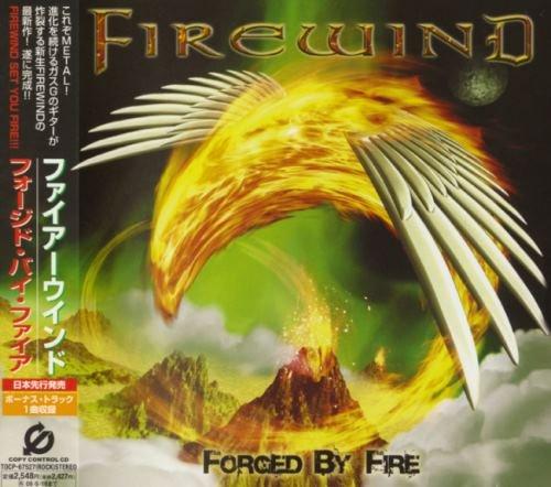 Firewind - Fоrgеd Ву Firе [Jараnеsе Еditiоn] (2004)
