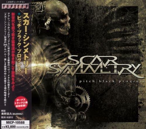 Scar Symmetry - Рitсh Вlасk Рrоgrеss [Jараnеsе Еditiоn] (2006)