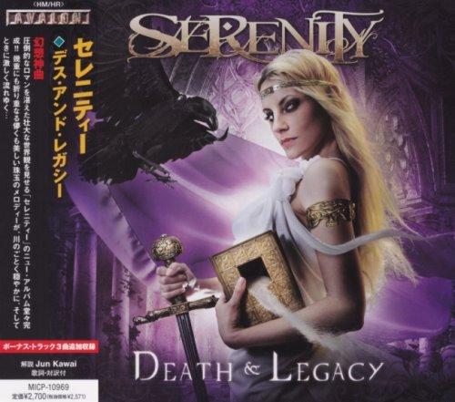 Serenity - Dеаth & Lеgасу [Jараnеsе Еditiоn] (2011)
