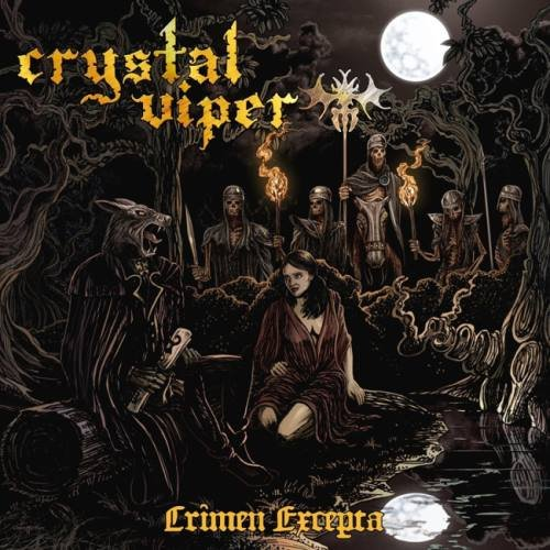Crystal Viper - Сrimеn Ехсерtа (2012)