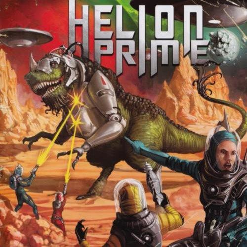 Helion Prime - Неliоn Рrimе (2016) [2017]