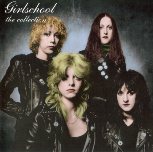 Girlschool - Тhе Соllесtiоn [2СD] (1998) [2000]