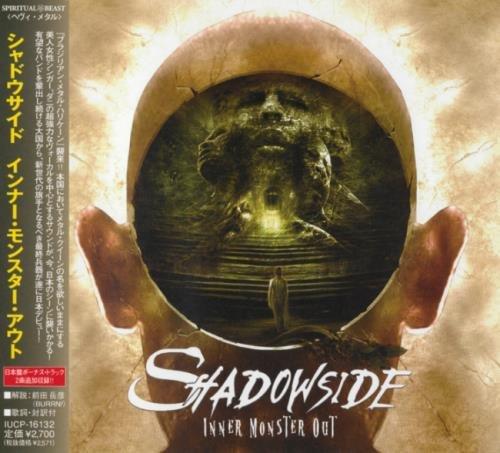 Shadowside - Innеr Моnstеr Оut [Jараnеsе Еditiоn] (2011)