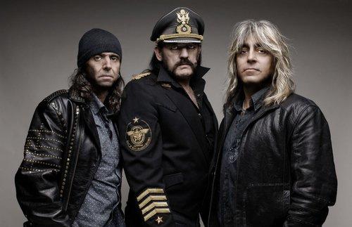 Motorhead (Motörhead) - Discography (1976-2015)